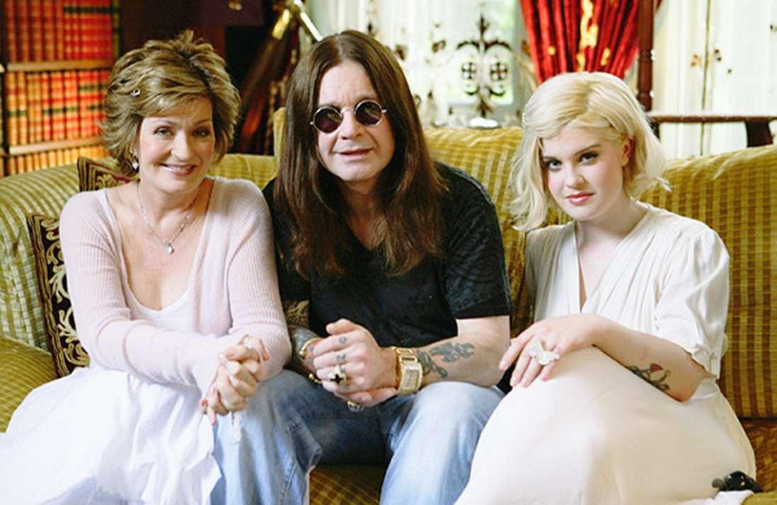 Семья осборн фото