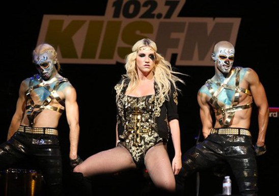 Звезды на Jingle Ball: Джастин Бибер, Ke$ha, PSY и другие