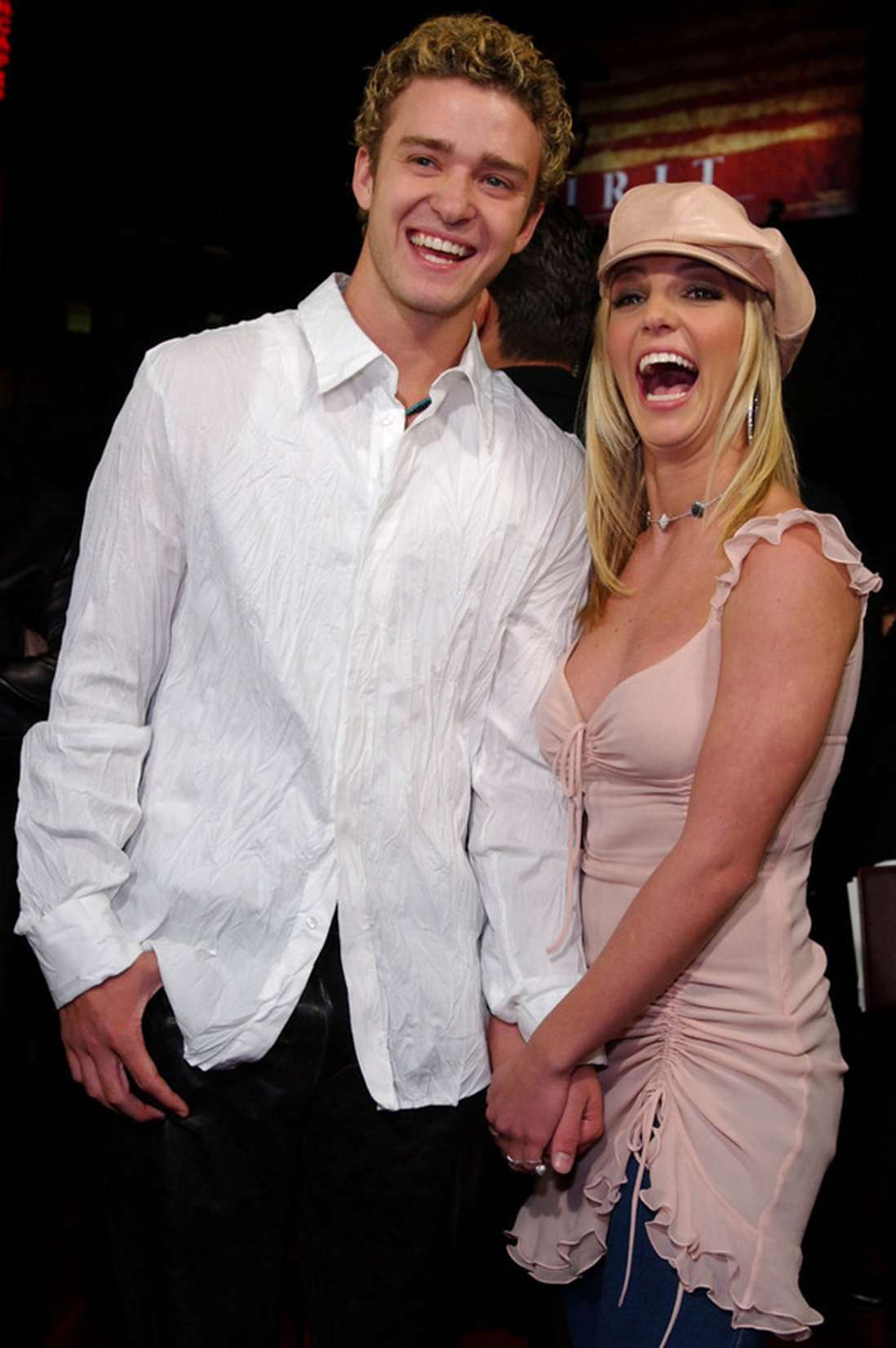justin timberlake and britney spears started dating