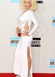 Фотоотчет: Церемония награждения American Music Awards 2013
