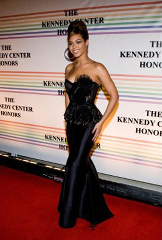Бейонсе на Kennedy Center Honors 2008