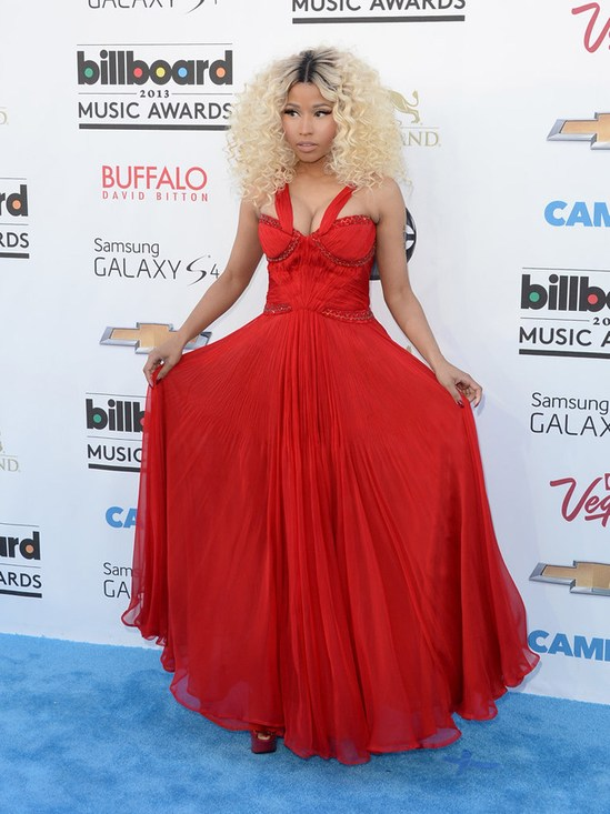 Billboard Music Awards 2013: Ники Минаж