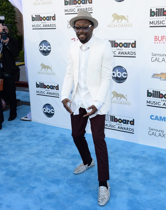 Billboard Music Awards 2013: Will.i.am