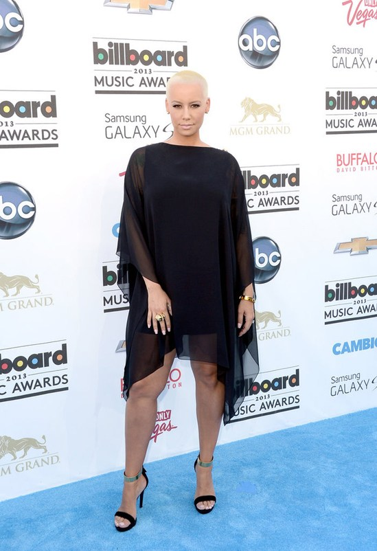 Billboard Music Awards 2013: Эмбер Роуз