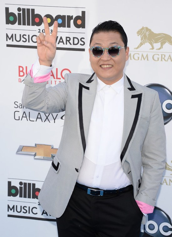 Billboard Music Awards 2013: PSY