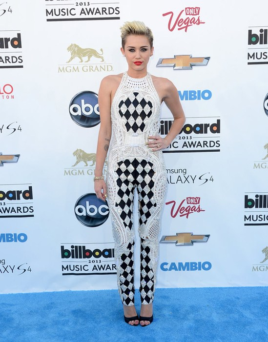 Billboard Music Awards 2013: Майли Сайрус