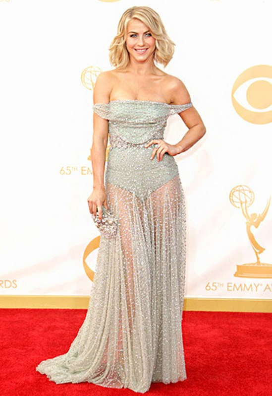 Emmy Awards 2013: Джулиана Хью