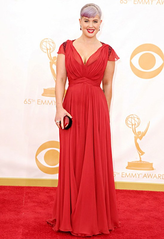 Emmy Awards 2013: Келли Осборн