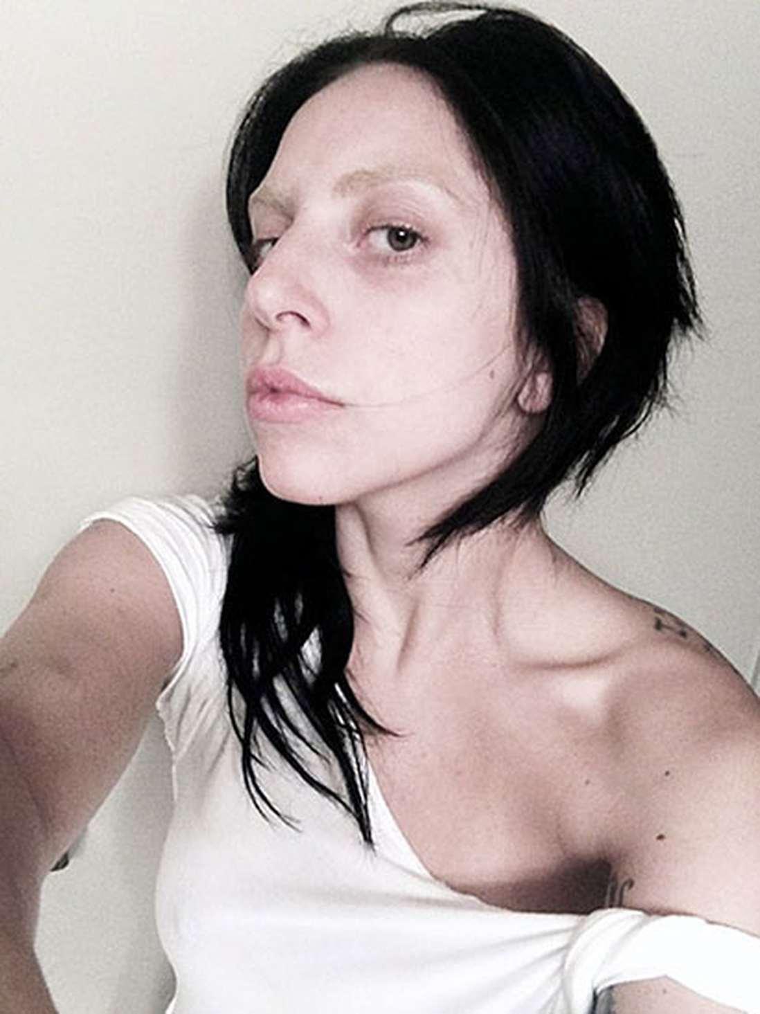 Королёва без макияжа и парика