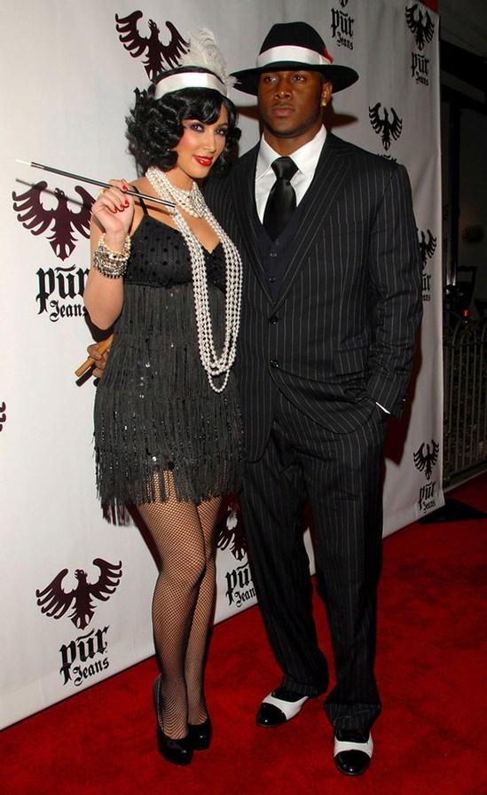 Идеи костюмов на Хэллоуин для пары от знаменитостей — Starnote - photo#4
