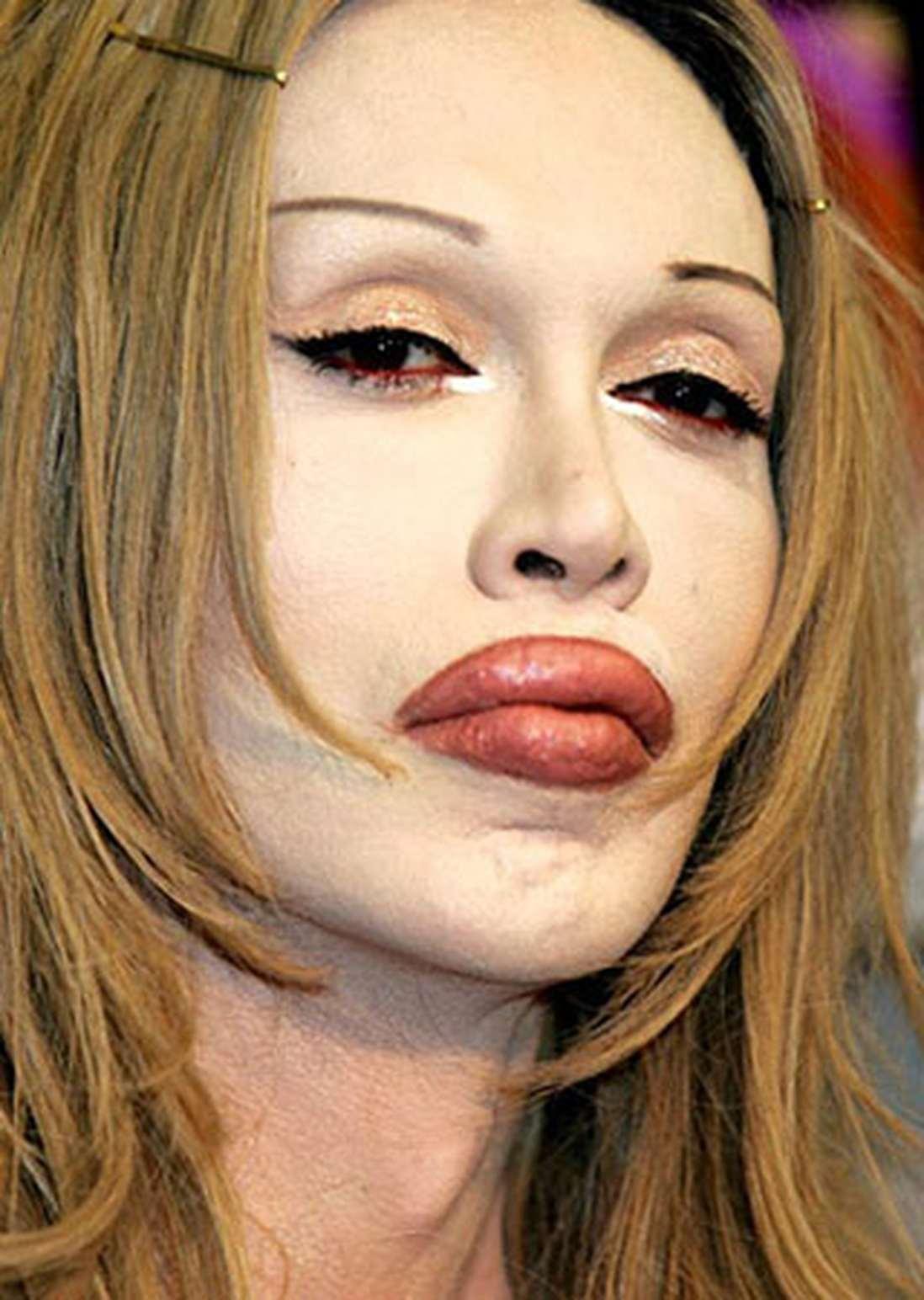 Трансвеститы и макияж 13 фотография