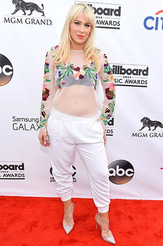 Billboard Music Awards 2014: Наташа Бедингфилд