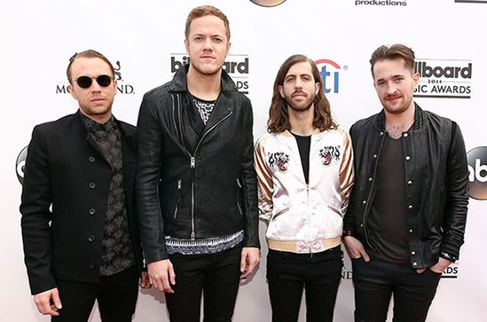Billboard Music Awards 2014: Imagine Dragons