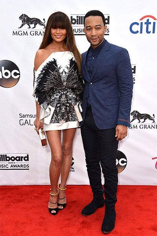 Billboard Music Awards 2014: Криси Тайген