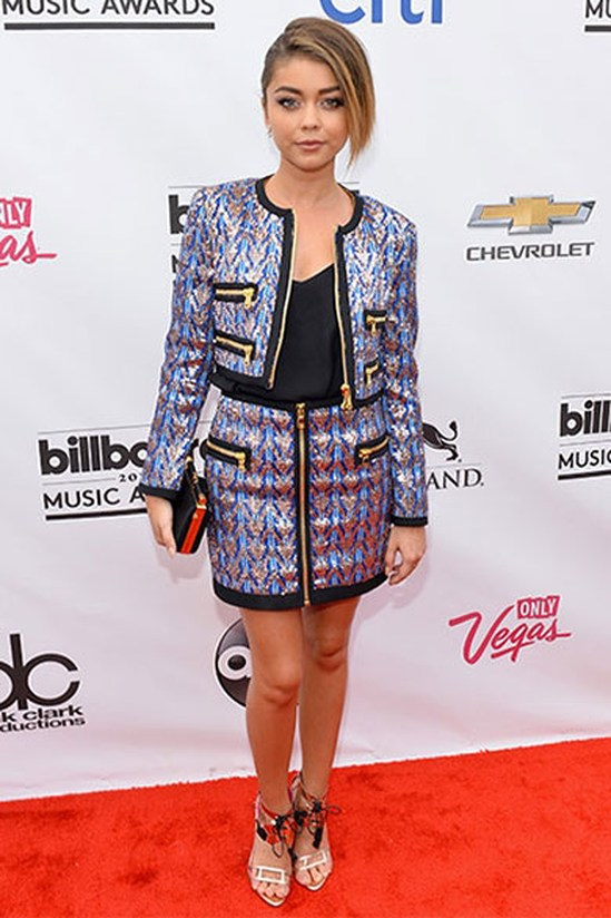 Billboard Music Awards 2014: Сара Хайланд