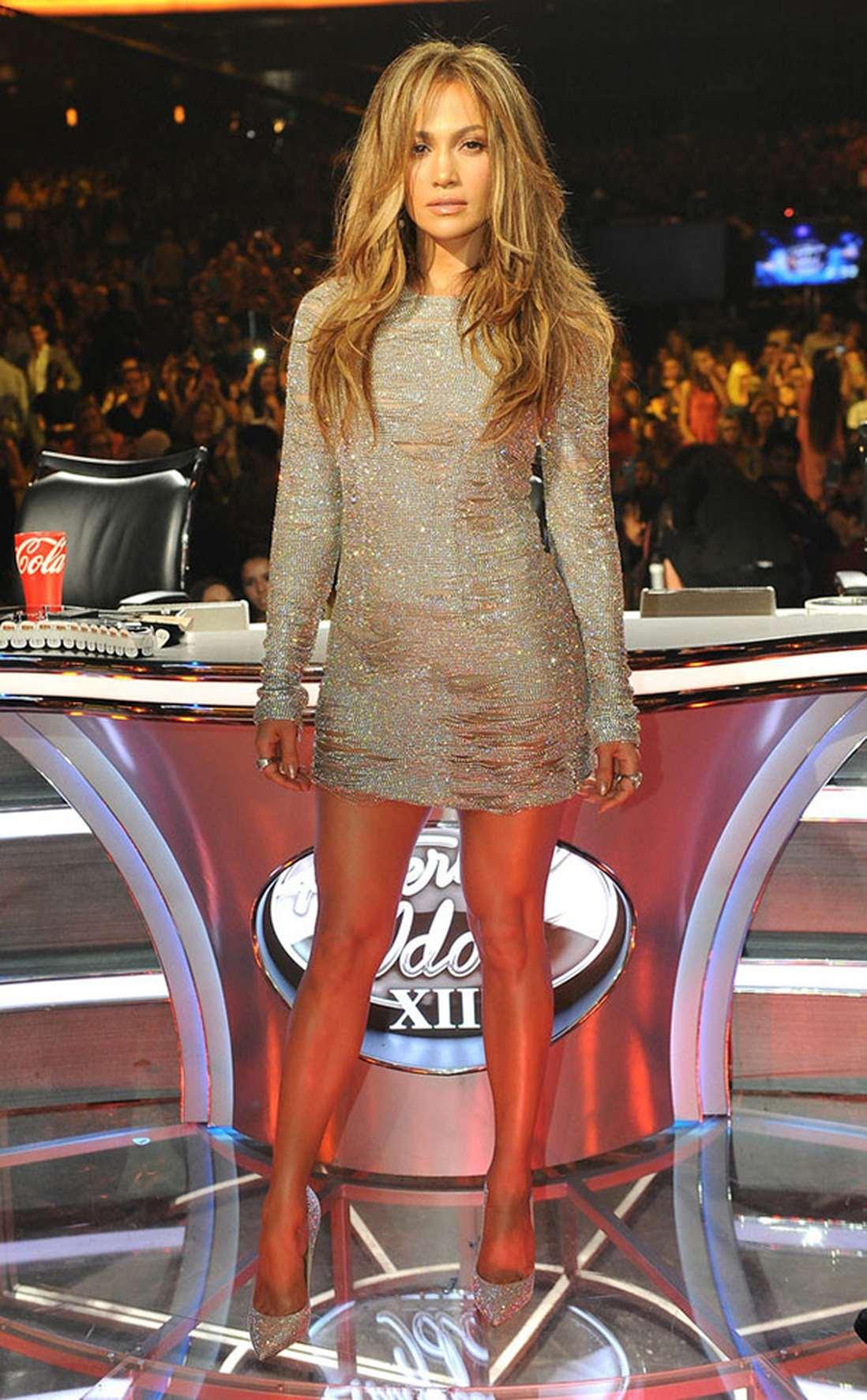 Дженнифер лопес в коротких платьях