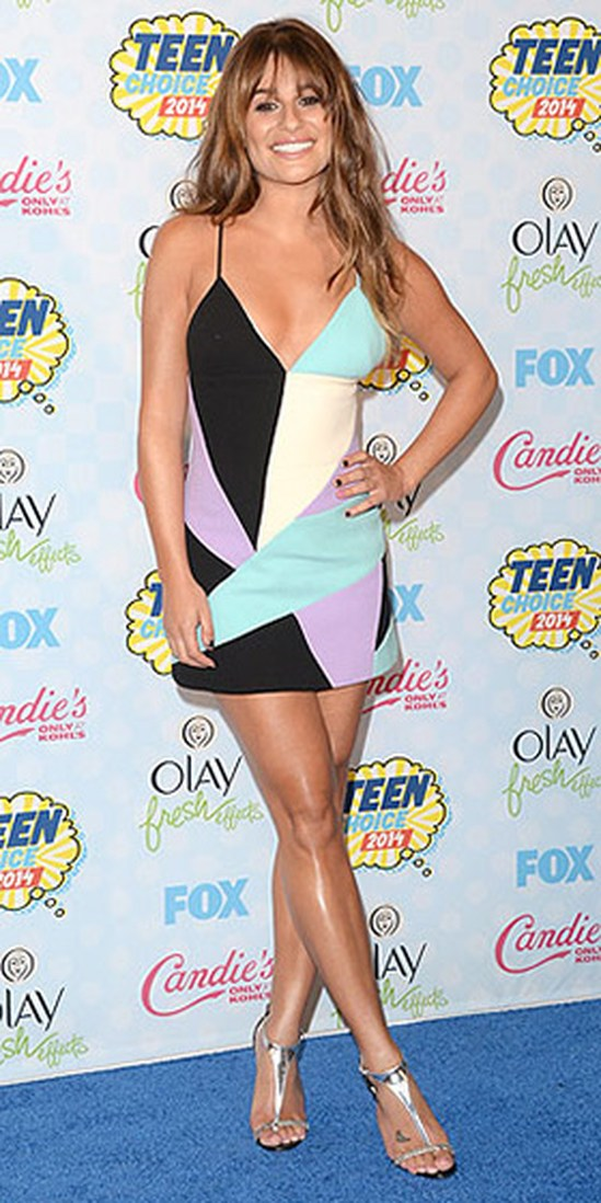 Teen Choice Awards 2014: Лиа Мишель
