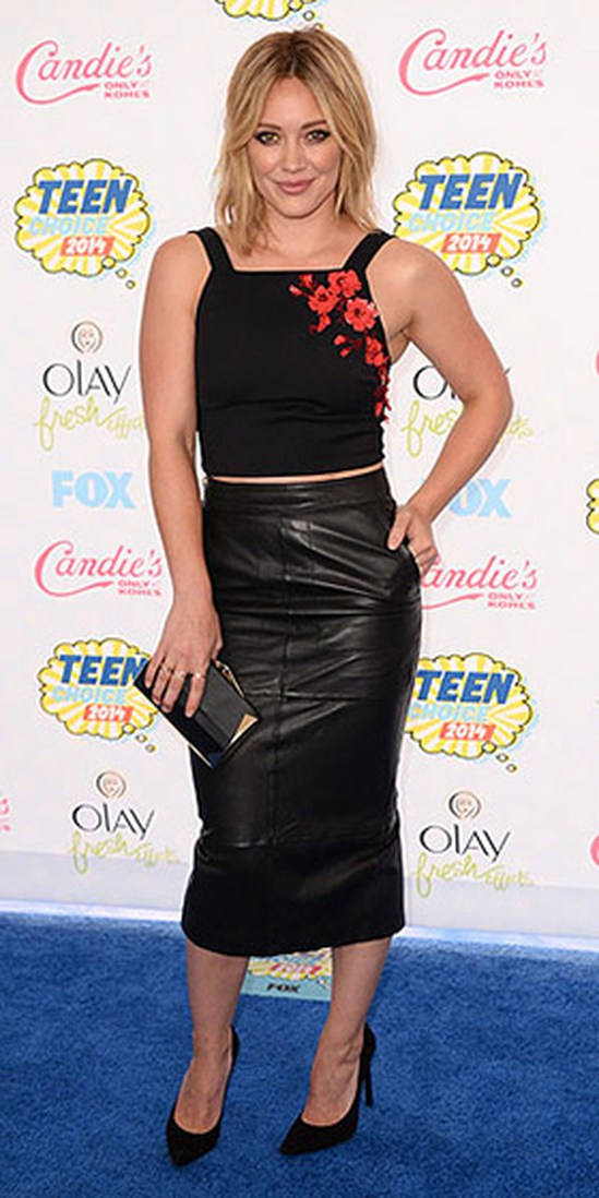 Teen Choice Awards 2014: Хилари Дафф