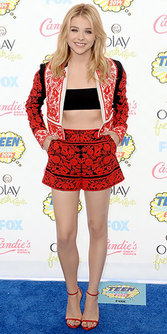 Teen Choice Awards 2014: Хлои Моретц