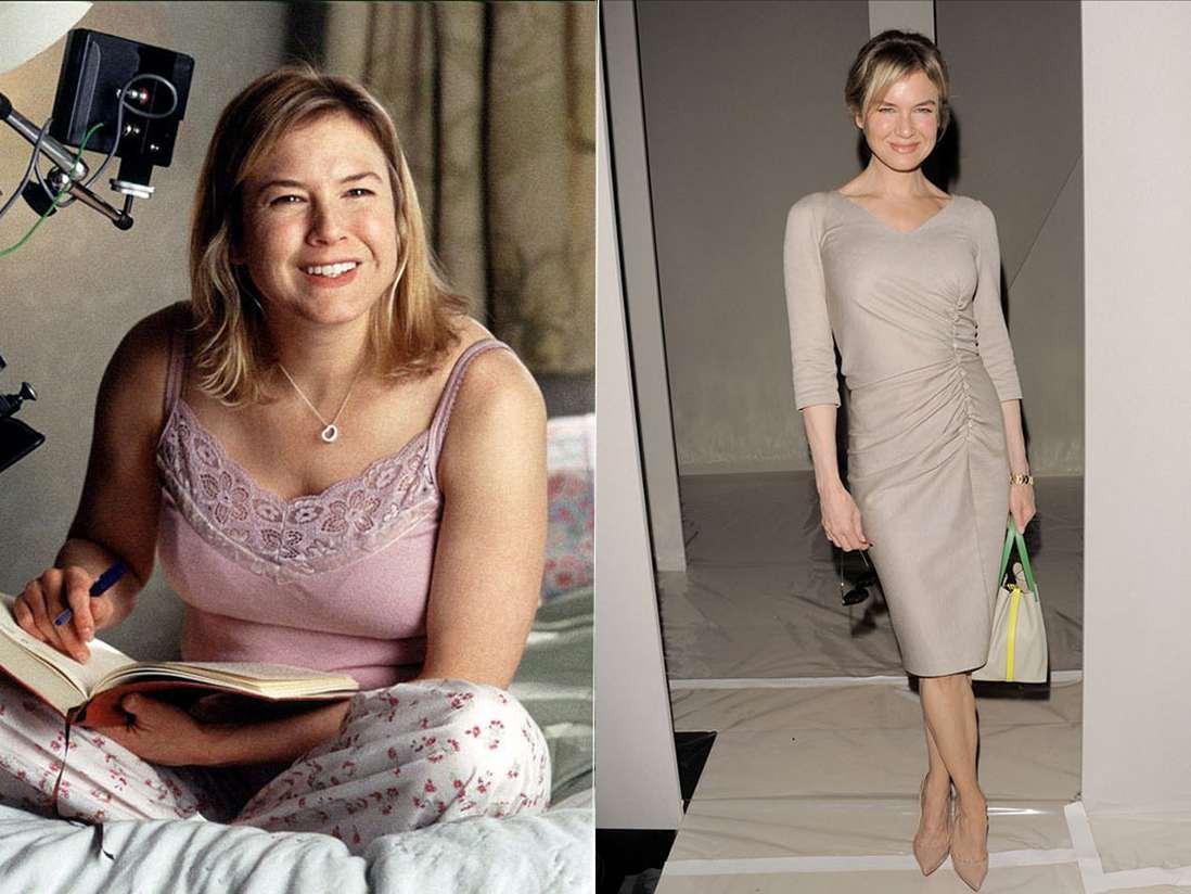 Актриса которая похудела ради фильма