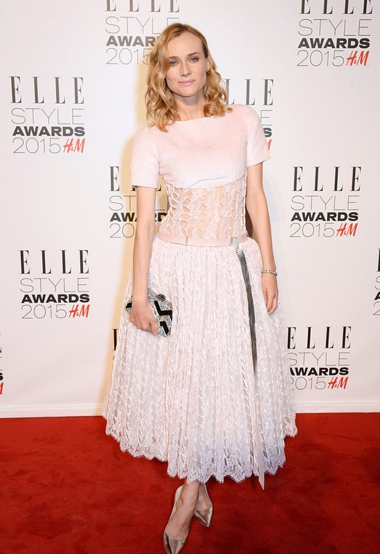 Elle Style Awards 2015: Диана Крюгер
