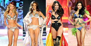 Модный показ Victoria's Secret Fashion Show 2012
