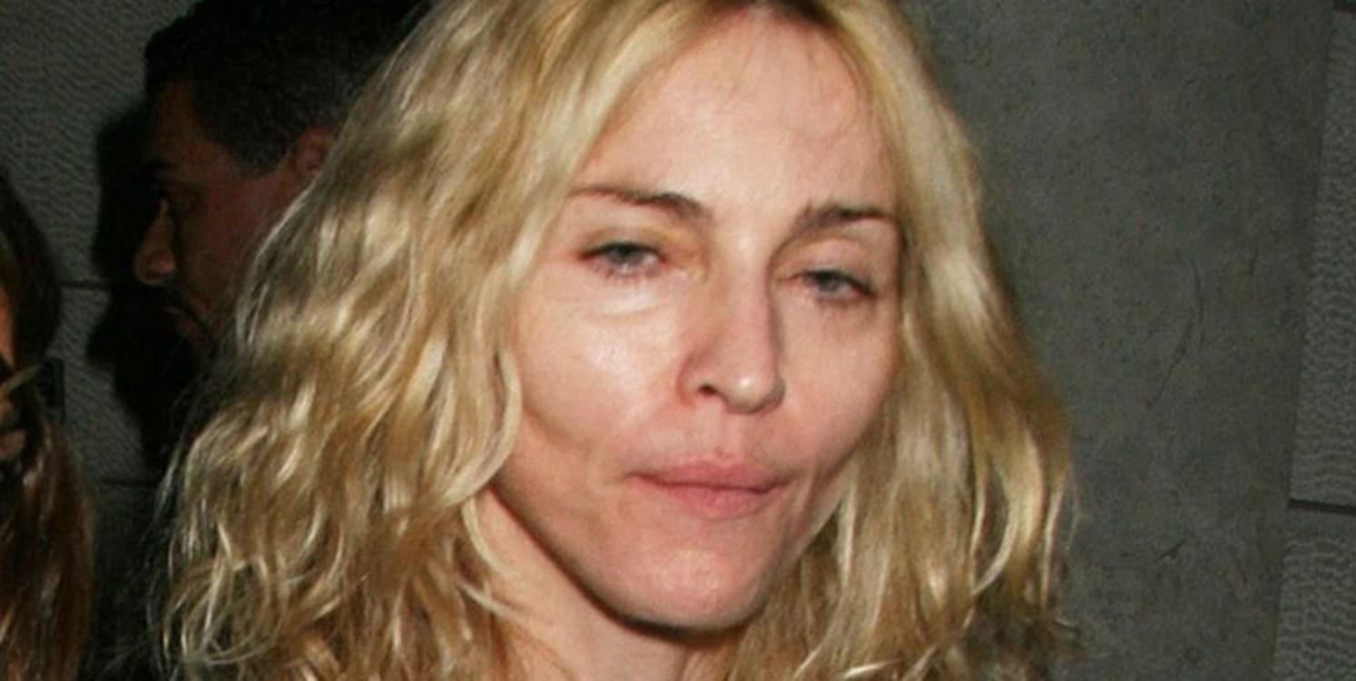 Мадонна без макияжа 2016 фото