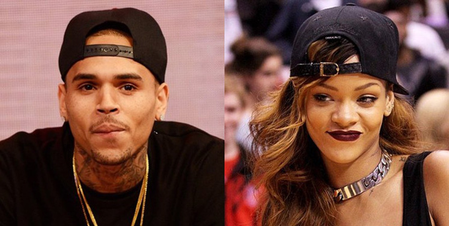 chris brown and rihanna - 800×555