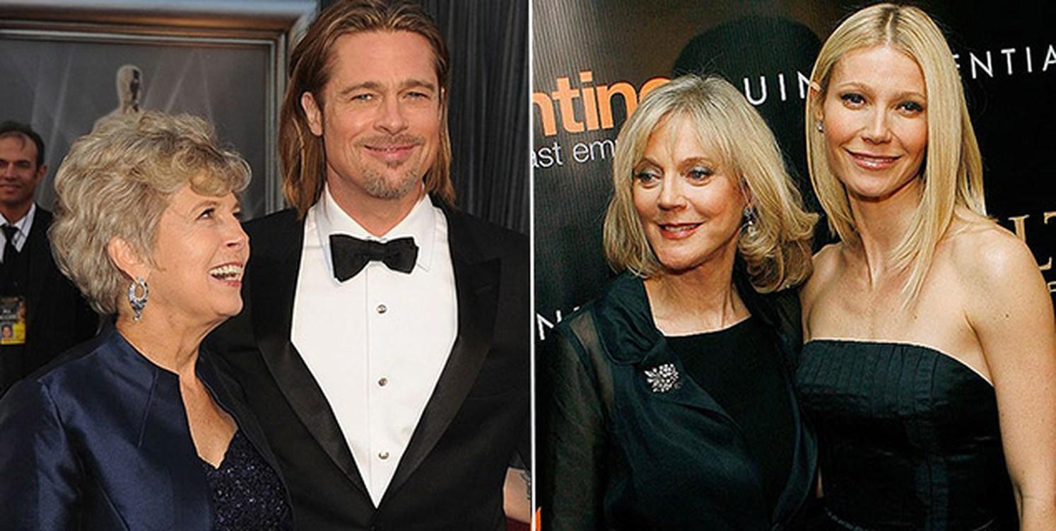 Голливудские актрисы и дети фото