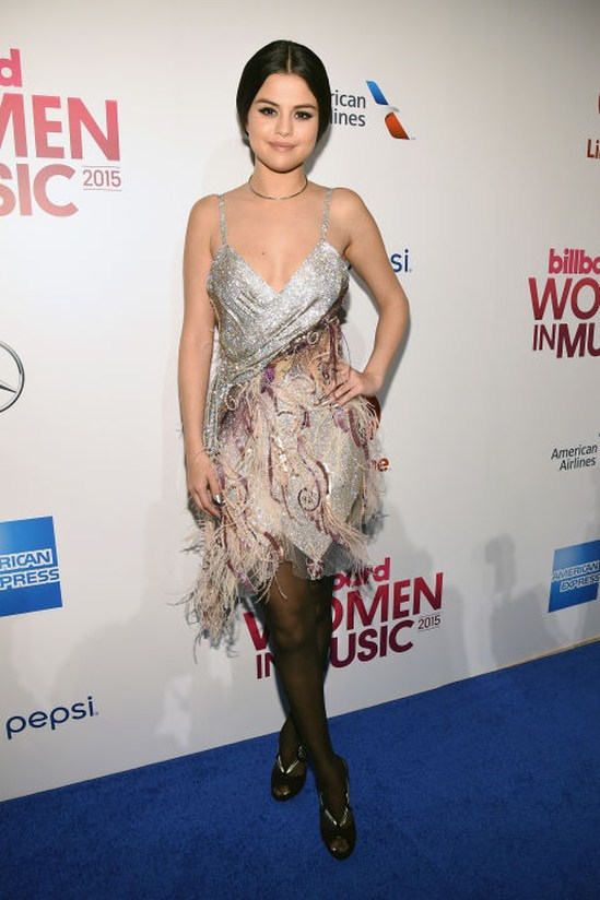 11 декабря на мероприятии Billboard's 10th Annual Women In Music в Нью-Йорке