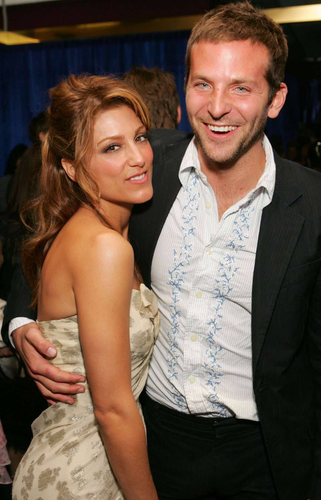Bradley Cooper And Jennifer Esposito How long did they last Four monthsBradley Cooper called Jennifer Esposito his wife for four months before they broke things