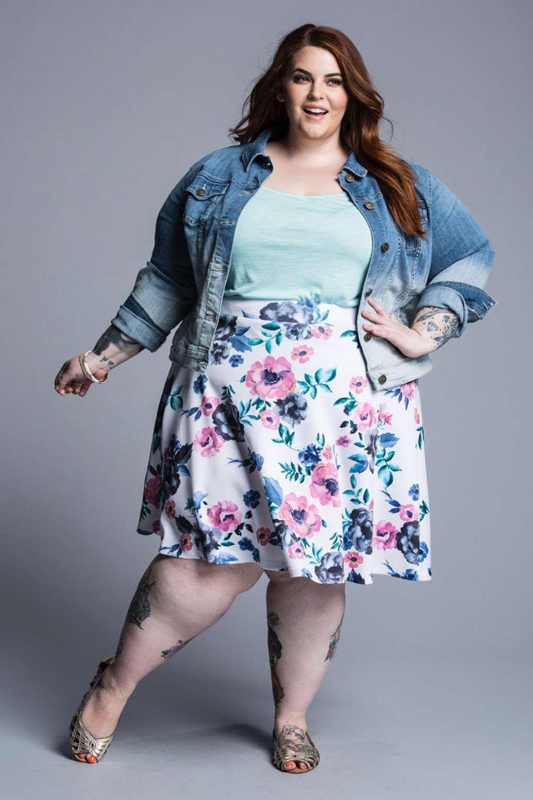 Картинки толстушек в одежде