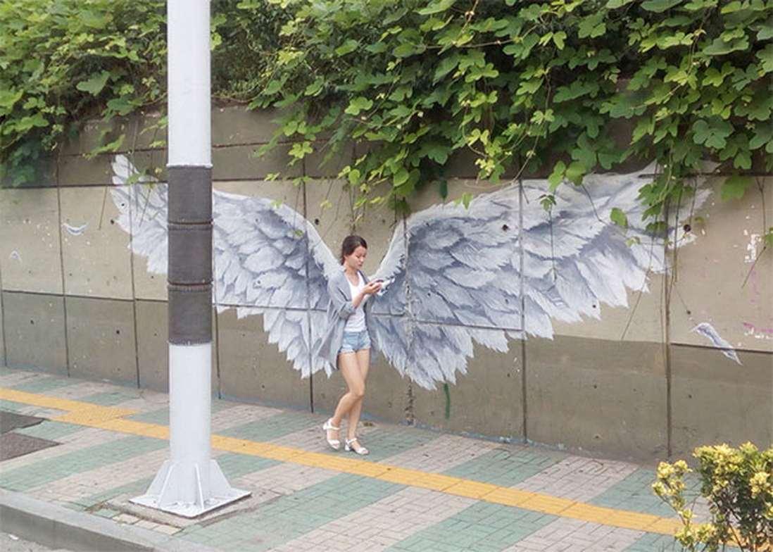Ангелы в нарткале прикольная картинка