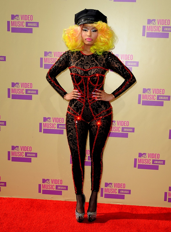 Ники Минаж на MTV Video Music Awards 2012