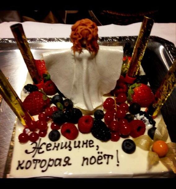 день рождения Аллы Пугачевой 2013