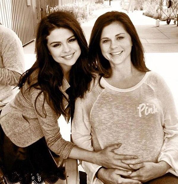 селена гомес фото беременна