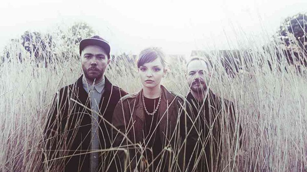 "CHVRCHES ""The Bones of What You Believe"""