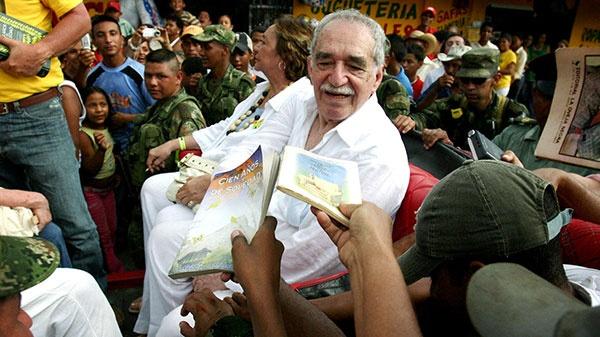 Гарсиа маркес умер в возрасте 87 лет