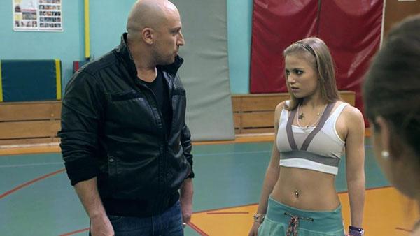 саша мамаева из физрука фото из сериала