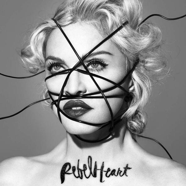 """Мадонна выпустит новый альбом """"Rebel Heart"""""""