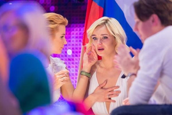 Полина Гагарина на «Евровидении-2015»